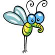 呆萌的小蚊子