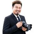 妖娆的摄影师