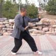 #形意拳#徒弟们每天的散手训练,原称撕扒,还原古传形意拳实战训练!