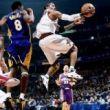 #篮球#看王哲林打3v3有多碾压
