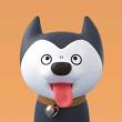 狮子在水里捕食羚羊,看来真是饿懵了