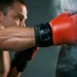 #拳击运动#轻易不说垃圾话性格的敖日格勒一直被挑衅,结果就是对手一直在挨打