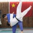 中国式摔跤 柔道 摔跤 孩子们都好棒加油少年们